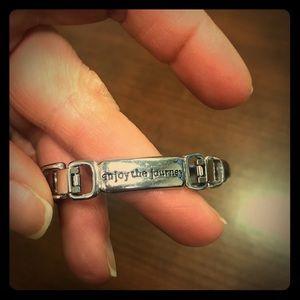 Lia Sophia inspirational bracelet
